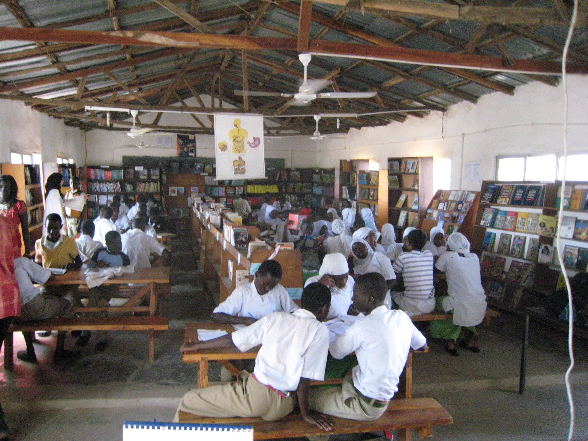 Bibliothek Sukuta Moormerland